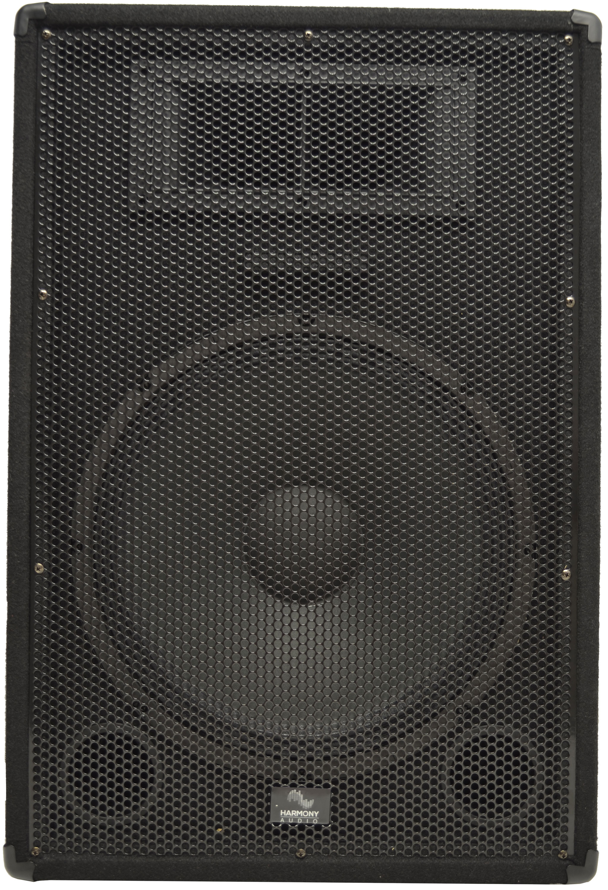 2 harmony ha v15p 15 dj pa speaker peavey pvi 8500 active mixer cables stands ha pa package86. Black Bedroom Furniture Sets. Home Design Ideas