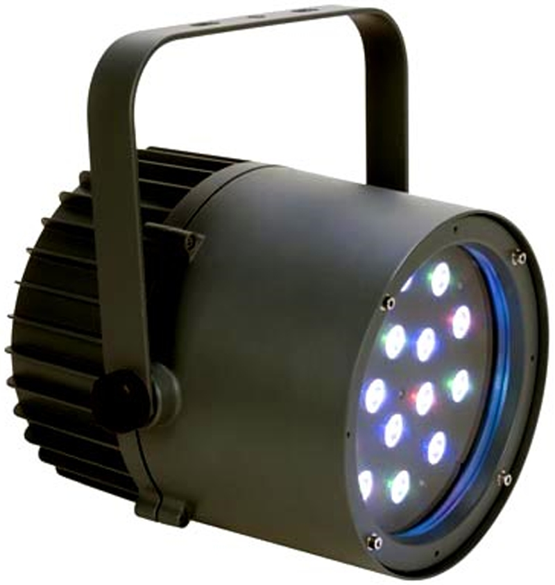 Elation ELAR EXTRIPAR Outdoor Architectural LED Color Wash Par Lighting