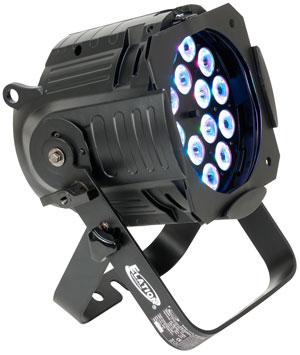 Elation OPTI QA PAR 18 x 5W Quad RGBA LEDs