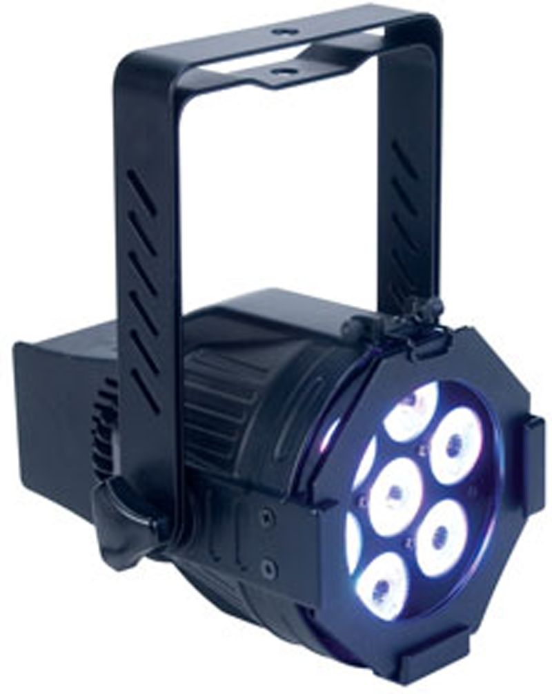 Elation OPTI TRI 30 Compact TriColor LED High Power Par Can