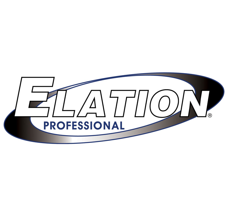 Elation FPT-PC Power Cable for Flex Pixel Tape DJ Lighting Accessories