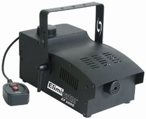 Eliminator Lighting EF-1000 1000 Watt Fog Machine