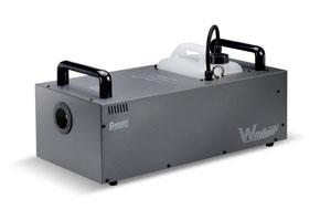 Elation W-530 Wireless Fog Machine with 1 Wireless Controller