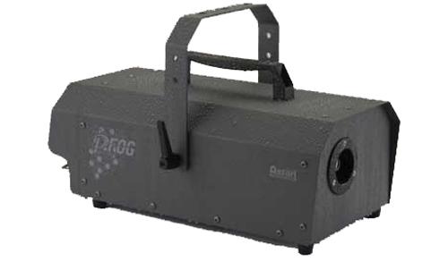 Elation IP-1500 Water-Resistant 1500 Watt Fog Machine w/ DMX & Wireless Remote & LCD Control Features