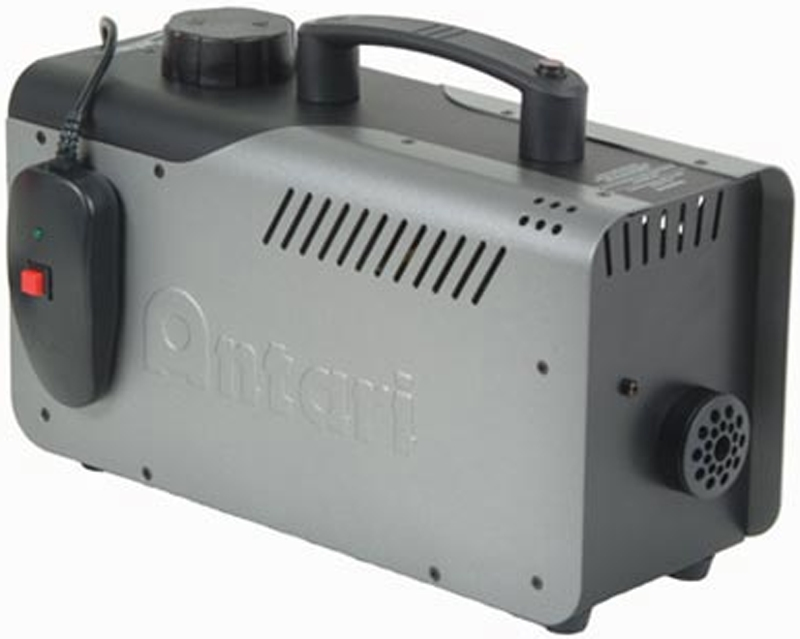 Elation Z-800 II  800 Watt Portable Fog Machine