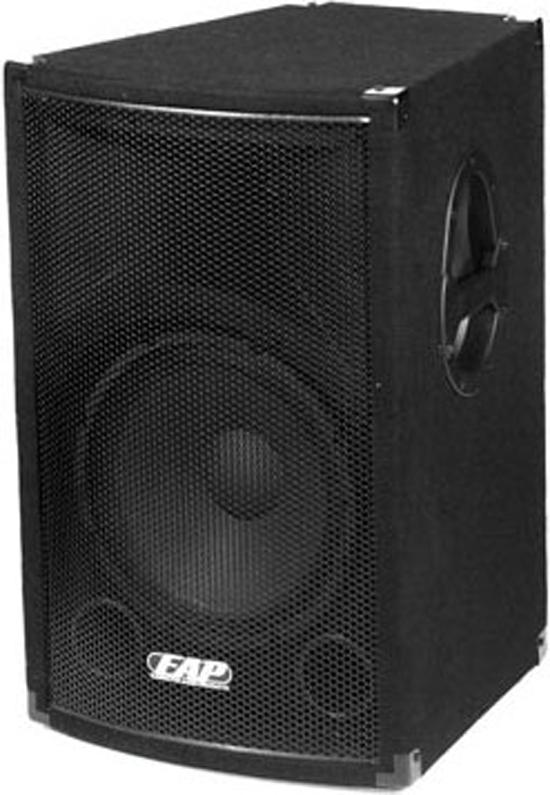 Eliminator Lighting EAP-12D High-Definition Professional Speaker - 300 Watts Peak Power!
