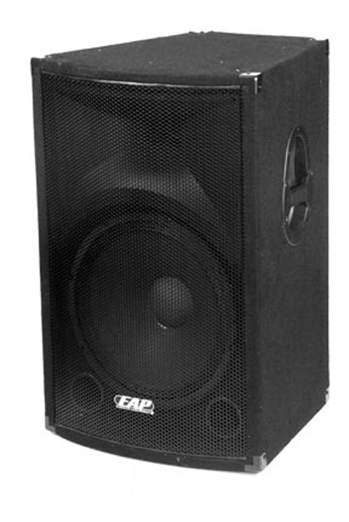 Eliminator Lighting EAP-15D High-Definition Professional Speaker - 500 Watts Peak Power!
