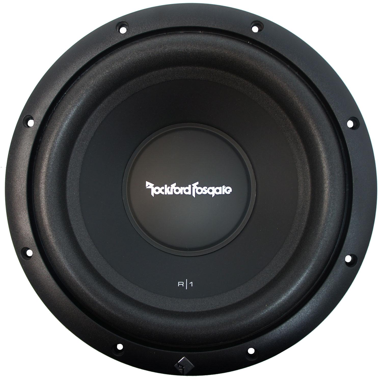 Rockford Fosgate R1S410 Prime 10-Inch Sub 4-Ohm SVC 150 ...