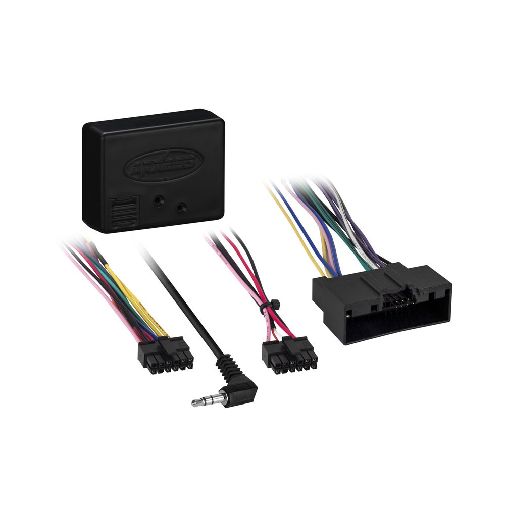 Ford Focus 2012 2013 2014 Single or Double DIN Stereo Harness Radio Install  Dash Kit - SC2-RadioKit1794HiFi Sound Connection