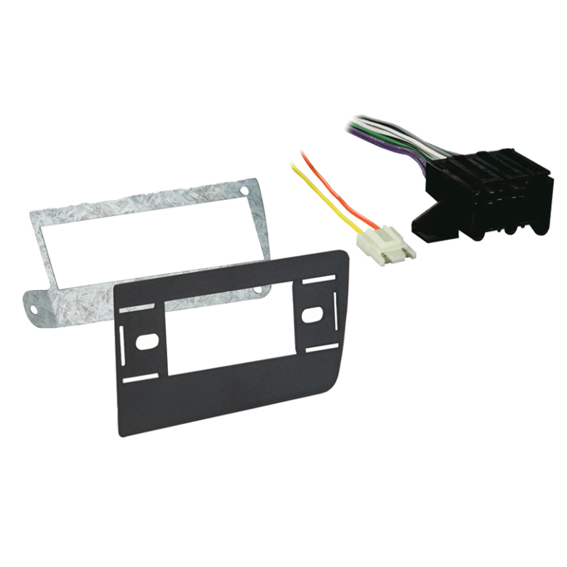 Chevy Suburban 1973 1974 1975 1976 1977 1978 1979 1980 1981 1982 1983 1984 1985 1986 1987 Single DIN Stereo Harness Radio Install Dash Kit
