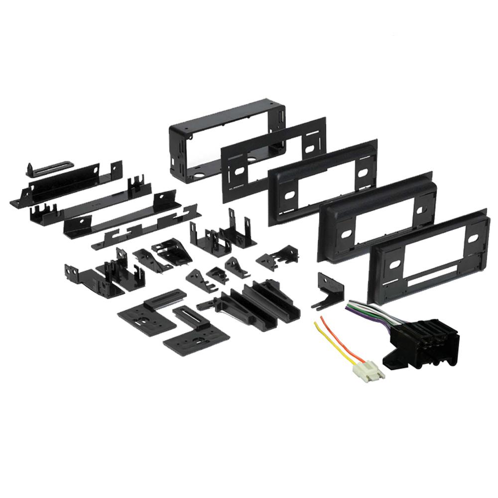 Buick Le Sabre 1988 1989 1990 1991 1992 1993 1994 Single DIN Stereo Harness Radio Install Dash Kit
