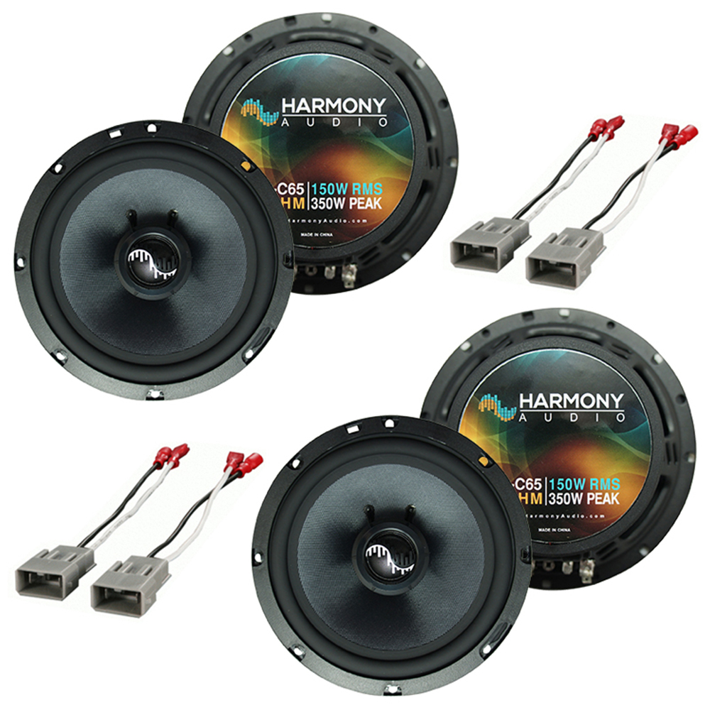 Fits Honda Element 2003-2011 Factory Premium Speaker Replacement Harmony (2) C65 Package