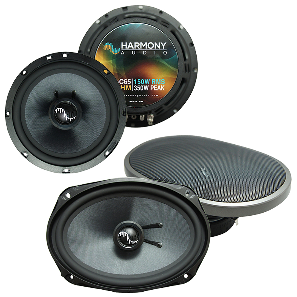 Fits Infiniti G20 1999-2002 Factory Premium Speaker Replacement Harmony C65 C69 Package
