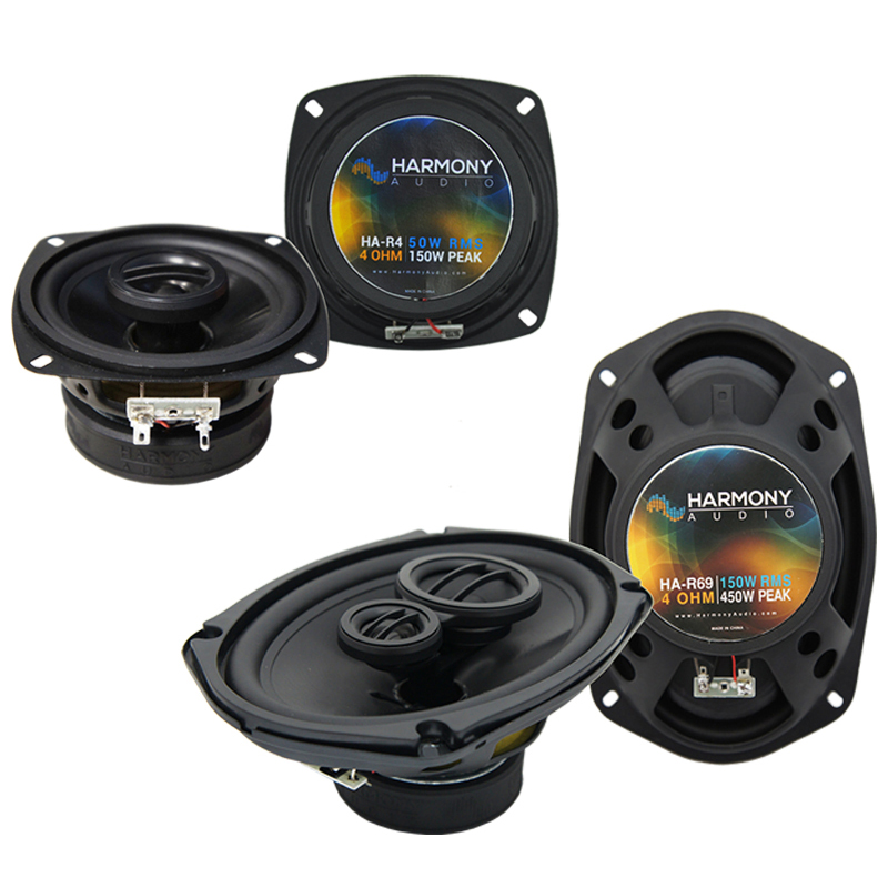 Infiniti J30 1993-1997 Factory Speaker Replacement Harmony R4 R69 Package