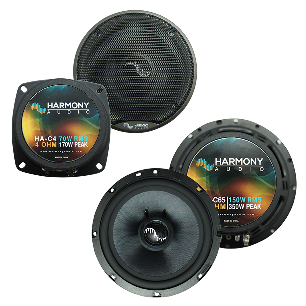 Fits Isuzu Rodeo 1998-2004 Factory Premium Speaker Replacement Harmony C65 C4 Package