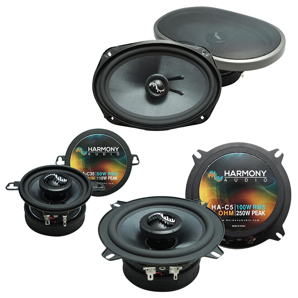 Fits Jaguar XK 1997-2005 Factory Premium Speaker Replacement Harmony C5 C35 C69 Package