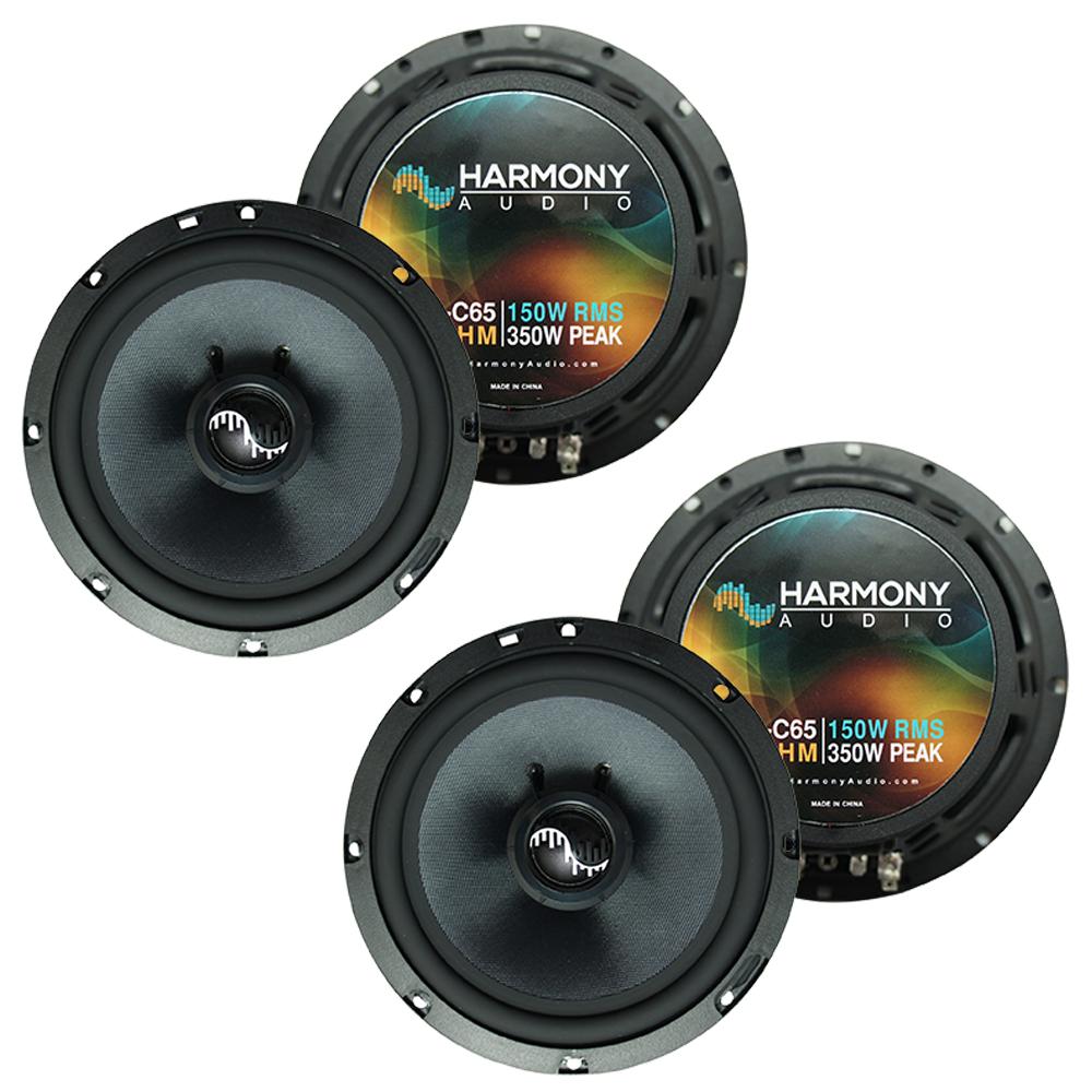Fits Jaguar X-Type 2001-2008 Factory Premium Speaker Replacement Harmony (2) C65 Package