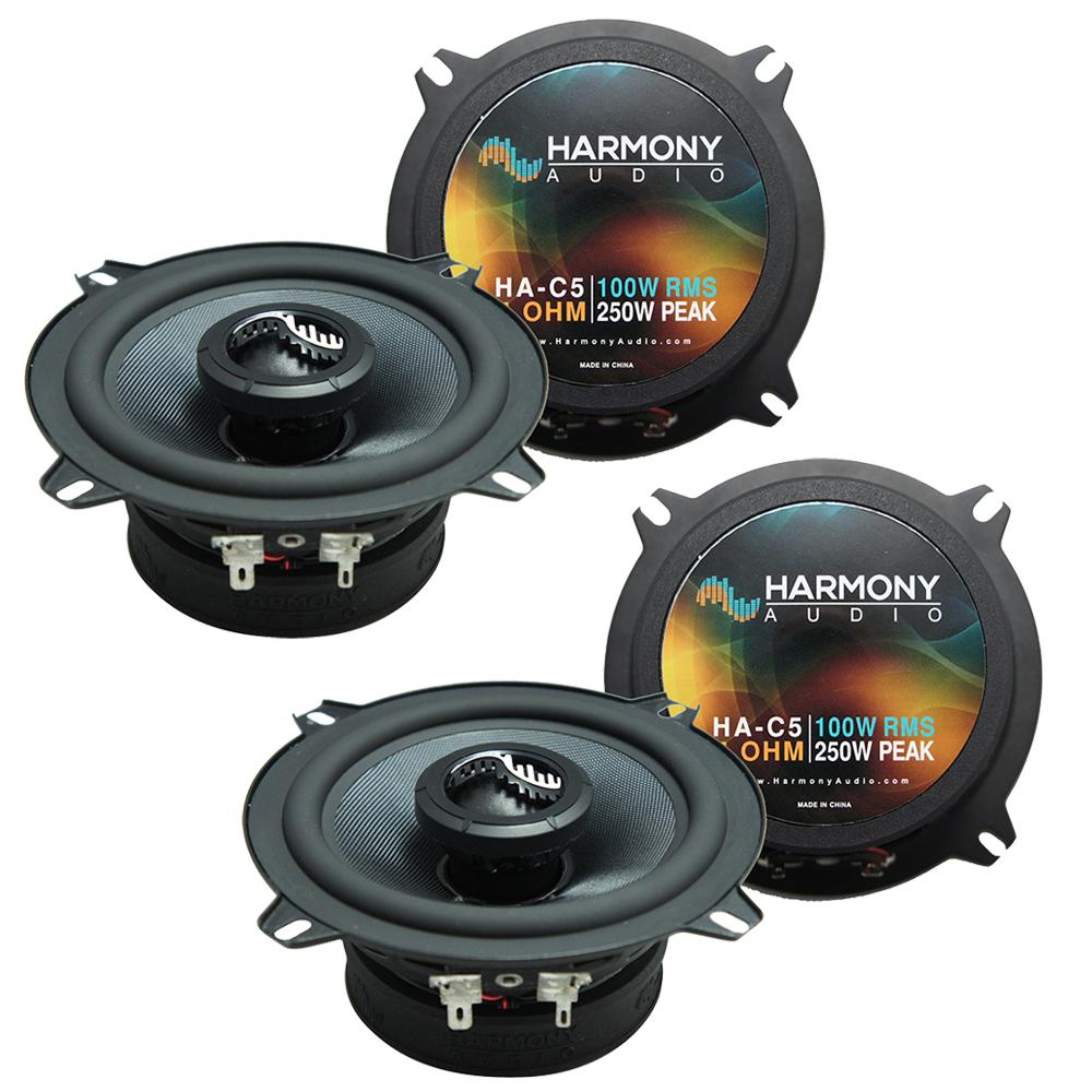 Fits Jeep CJ-7 1979-1988 OEM Premium Speaker Replacement Harmony Upgrade (2) C5 Package