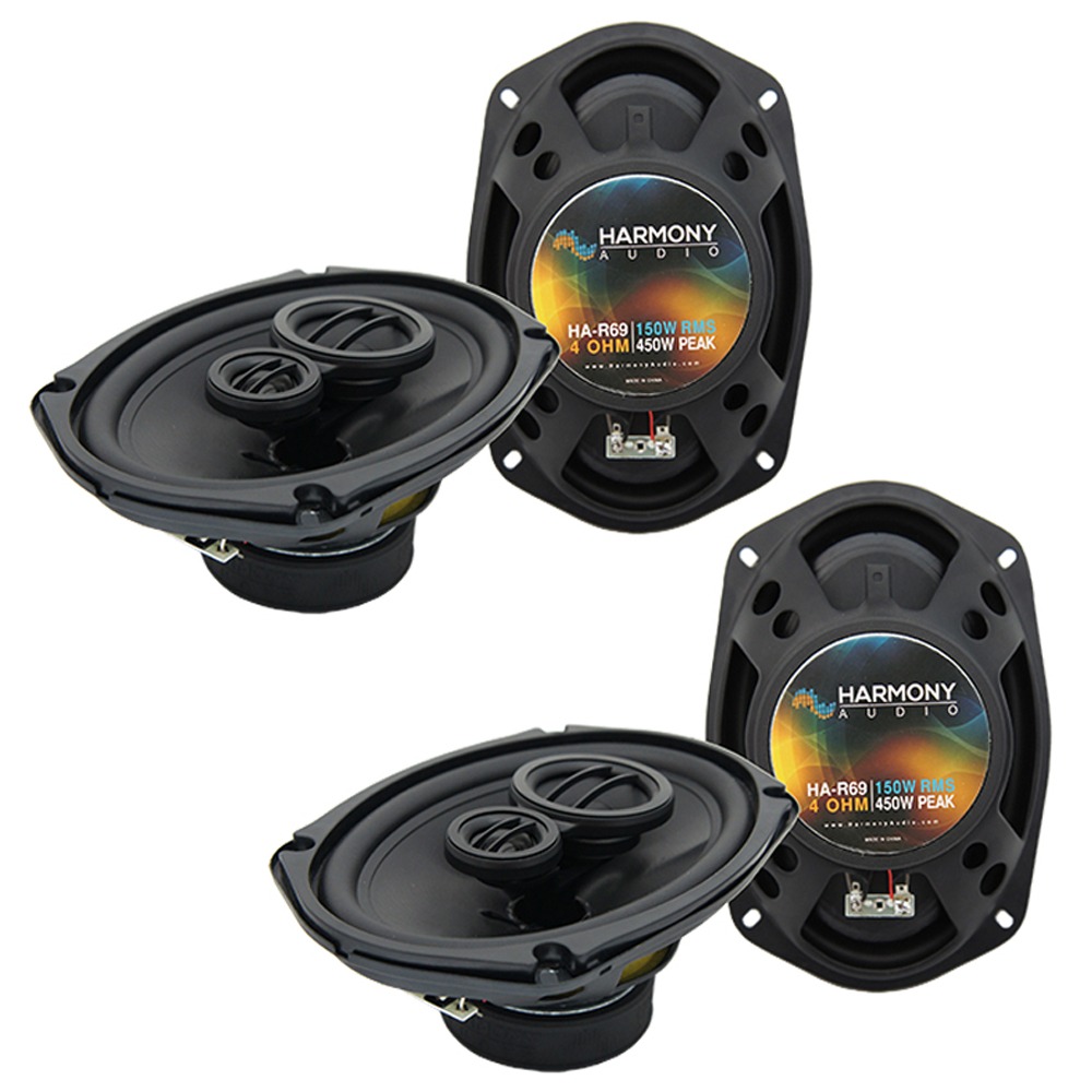 Oldsmobile Alero 1999-2000 OEM Speaker Upgrade Harmony R46 R69 Package New