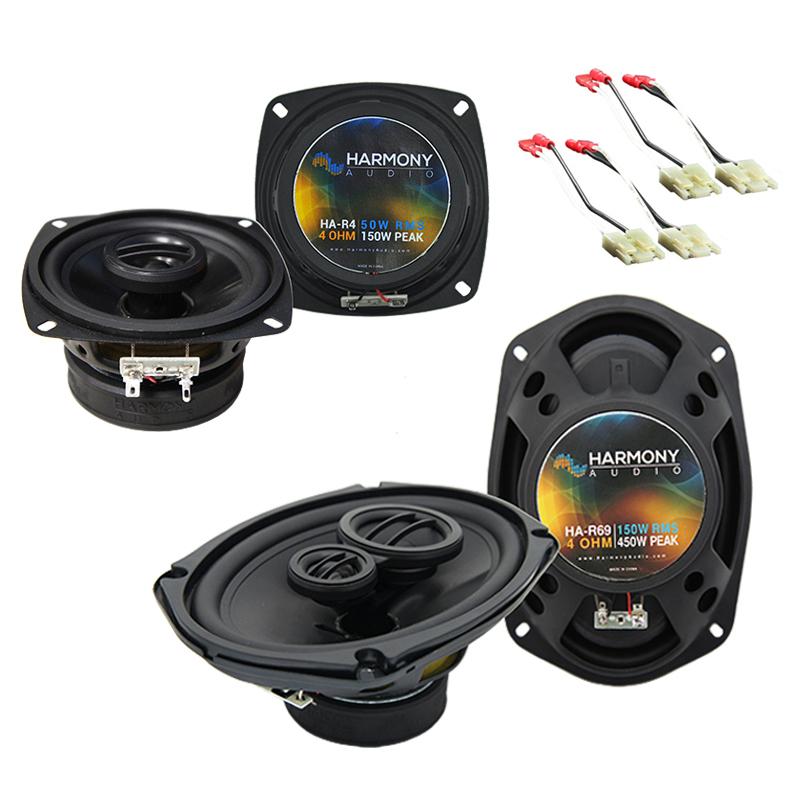Oldsmobile Cutlass Supreme 1988-1991 OEM Speaker Upgrade Harmony Speakers New