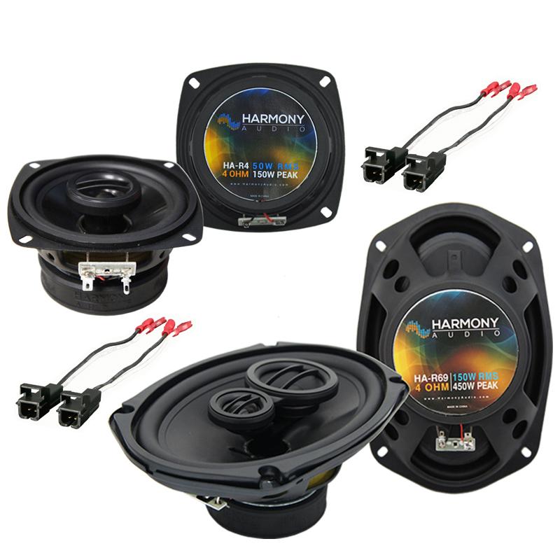 Oldsmobile Cutlass Supreme 1992-1994 OEM Speaker Upgrade Harmony Speakers New