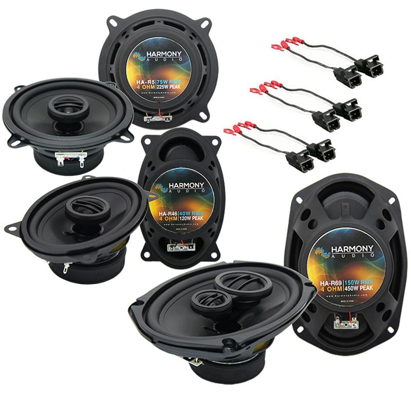 Cadillac DeVille Concours 1994-1995 OEM Speaker Upgrade Harmony Speakers New