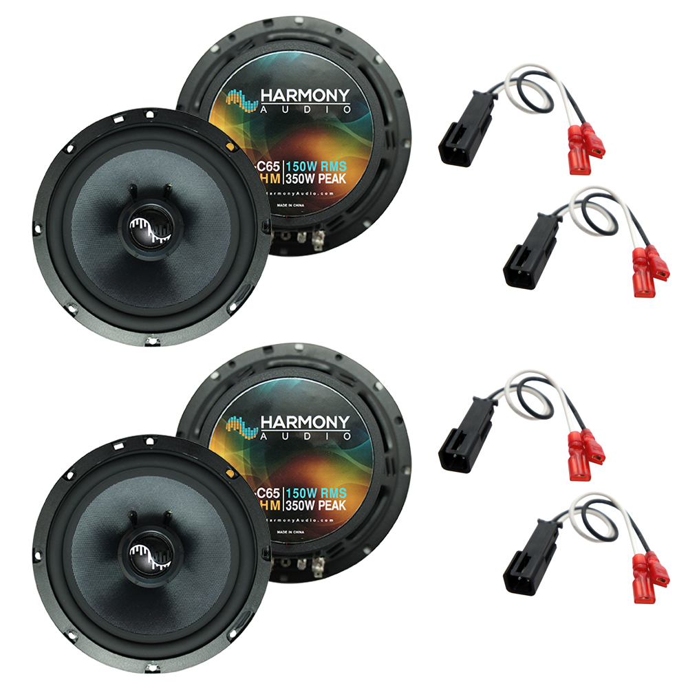 Fits Chevy Corvette 1997-2004 Factory Premium Speaker Replacement Harmony (2)C65 Package