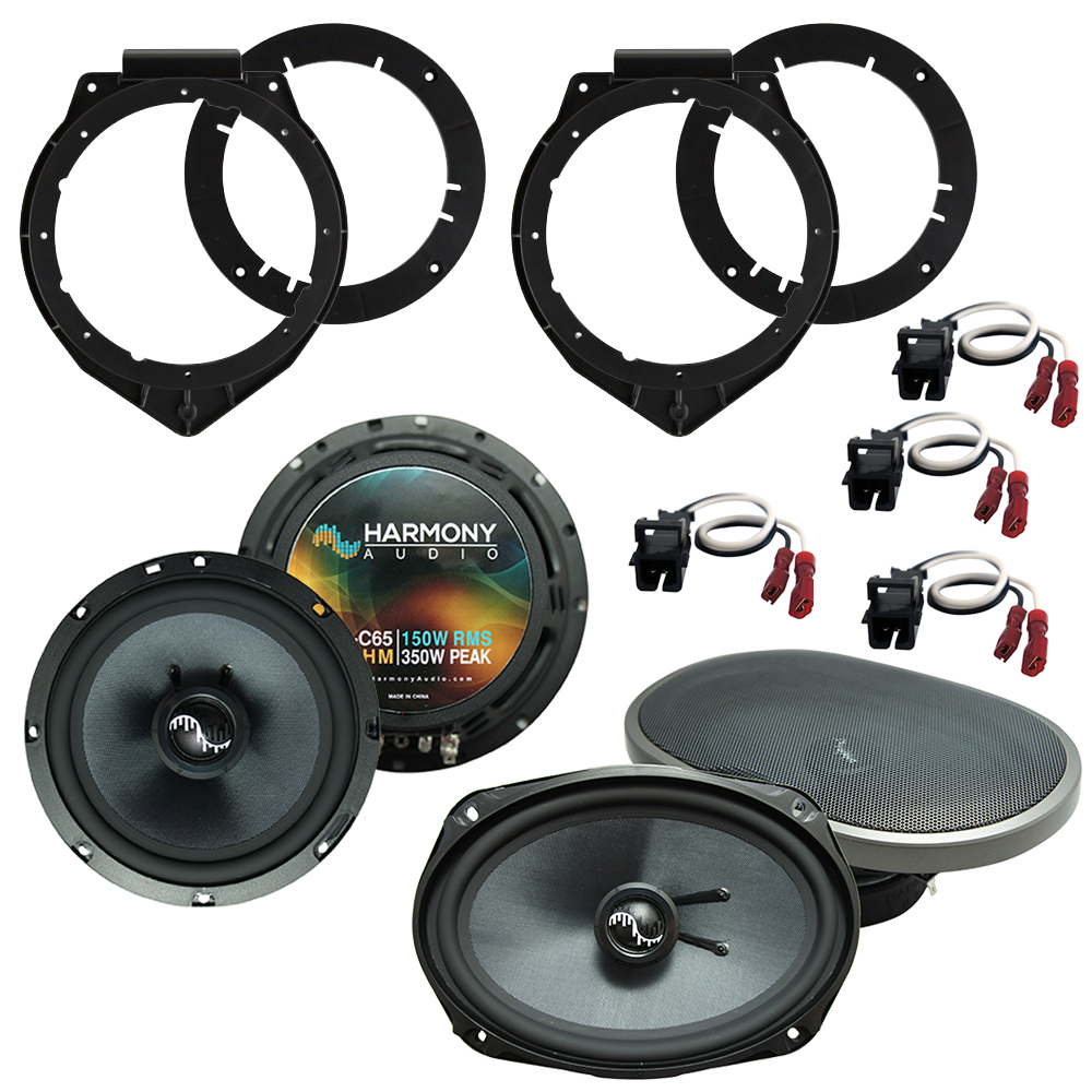 Fits Chevy HHR 2006-2012 Factory Premium Speaker Replacement Harmony C65 C69 Package New