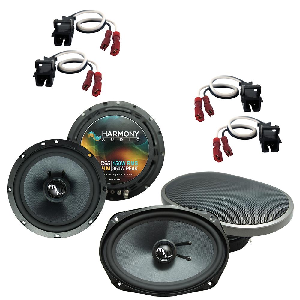 Fits Chevy Malibu/Malibu Maxx 2004-2007 OEM Premium Speaker Upgrade C65 C69 Package New
