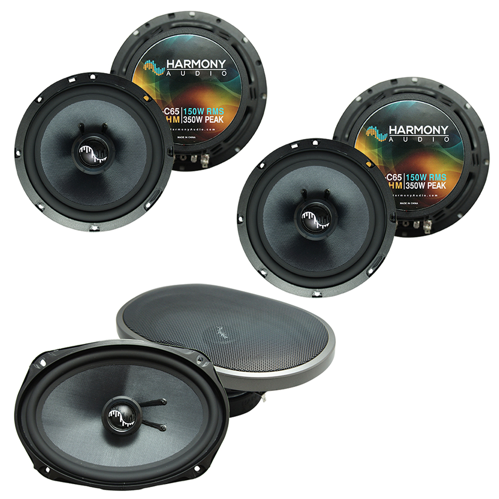 Fits Acura TSX 2004-2014 Factory Premium Speaker Upgrade Harmony (2) C65 C69 Package New