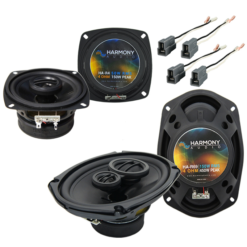 Dodge Colt 1993-1994 Factory Speaker Replacement Harmony R4 R69 Package New