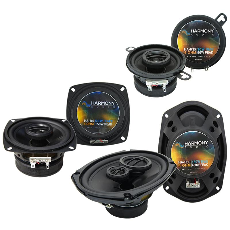 Dodge Intrepid 1993-1997 Factory Speaker Upgrade Harmony Speakers Package New