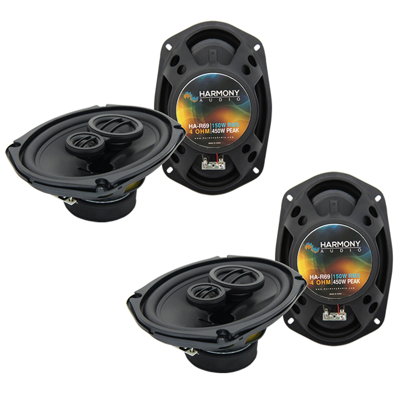 Dodge Journey 2009-2010 Factory Speaker Replacement Harmony (2)R69 Package New