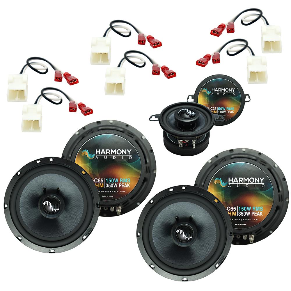 Fits Dodge Magnum 2005-2007 Factory Premium Speaker Upgrade Harmony C69 C35 Package New