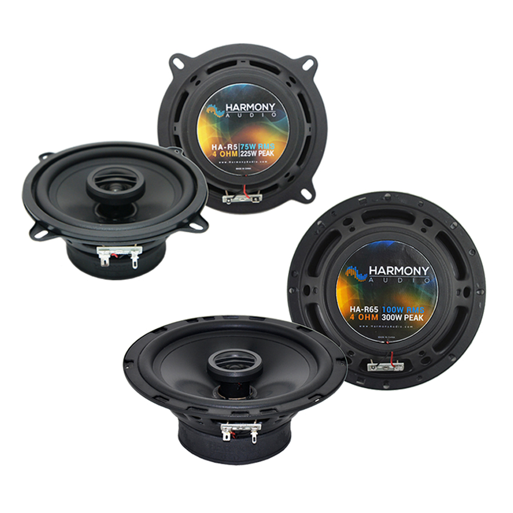 Dodge Omni 1978-1990 Factory Speaker Replacement Harmony R5 R65 Package New
