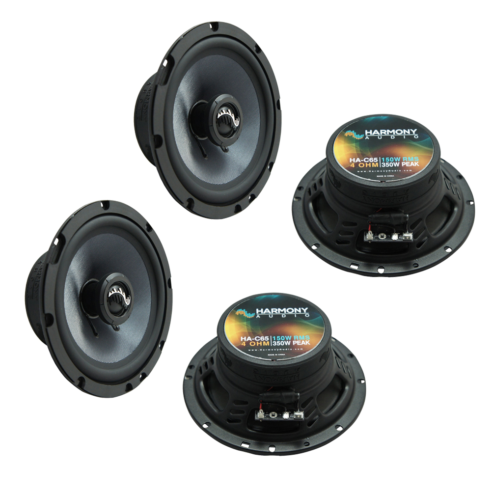 Fits Dodge Viper 1993-2002 Factory Premium Speaker Replacement Harmony (2) C65 Package