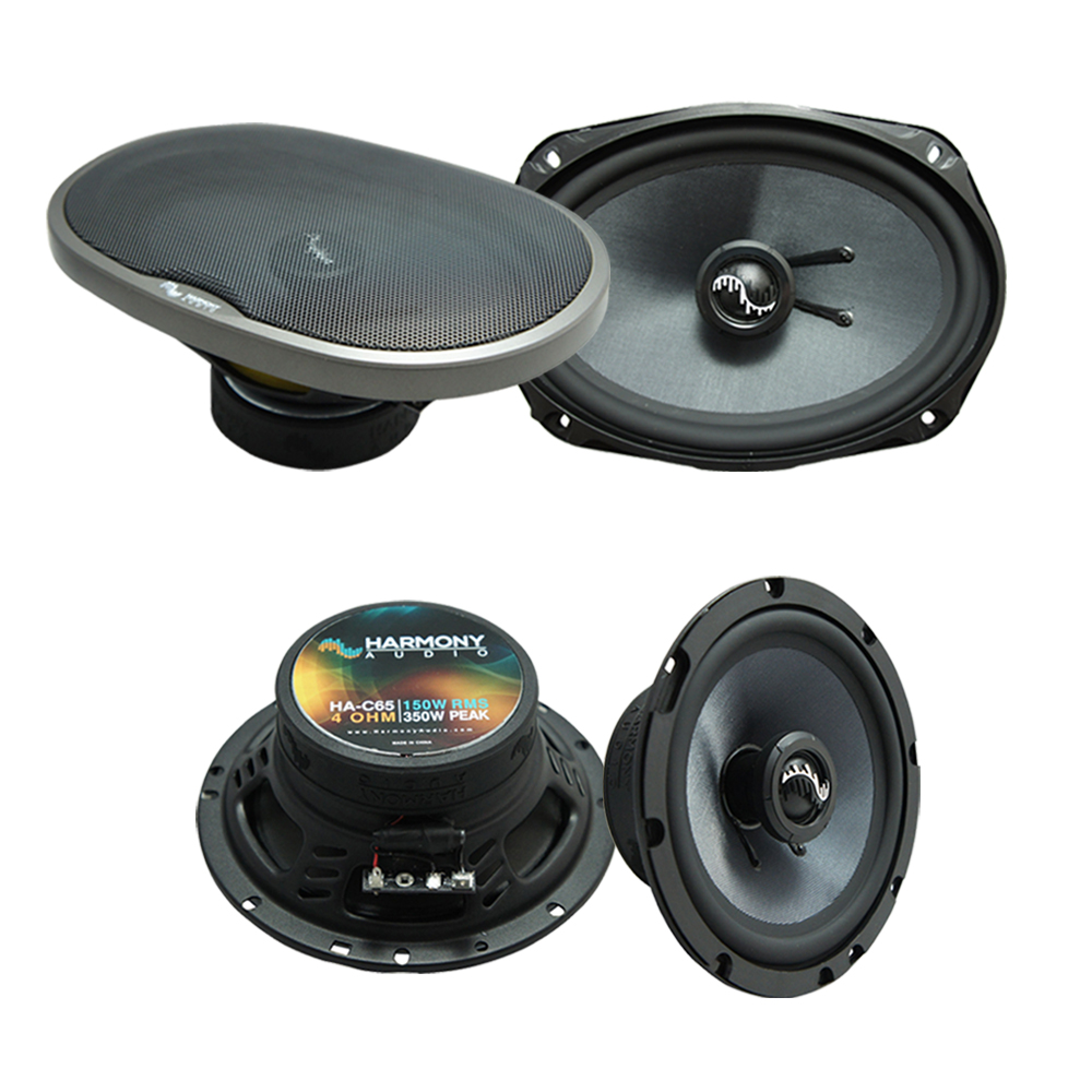 Fits Dodge Viper 2003-2009 Factory Premium Speaker Upgrade Harmony C69 C65 Package New