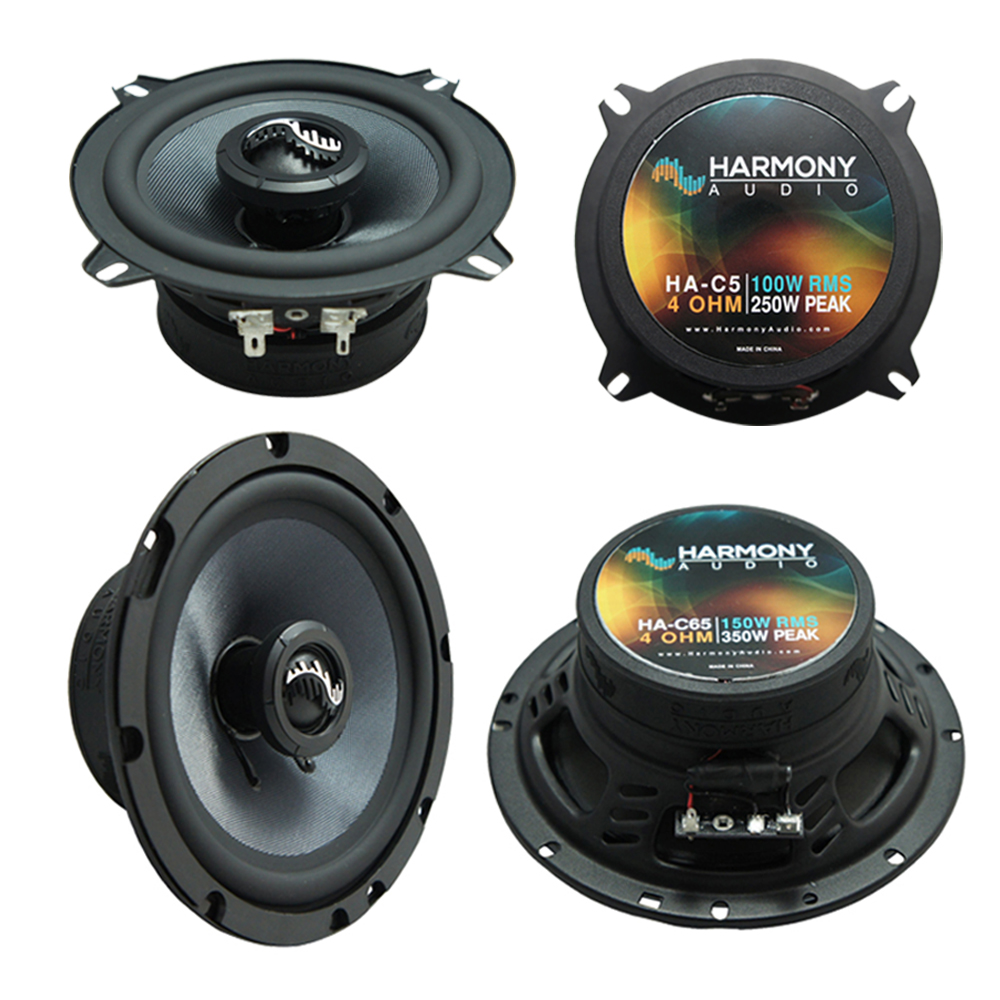 Fits Audi A4 1996-2008 Factory Premium Speaker Replacement Harmony C5 C65 Coax Package