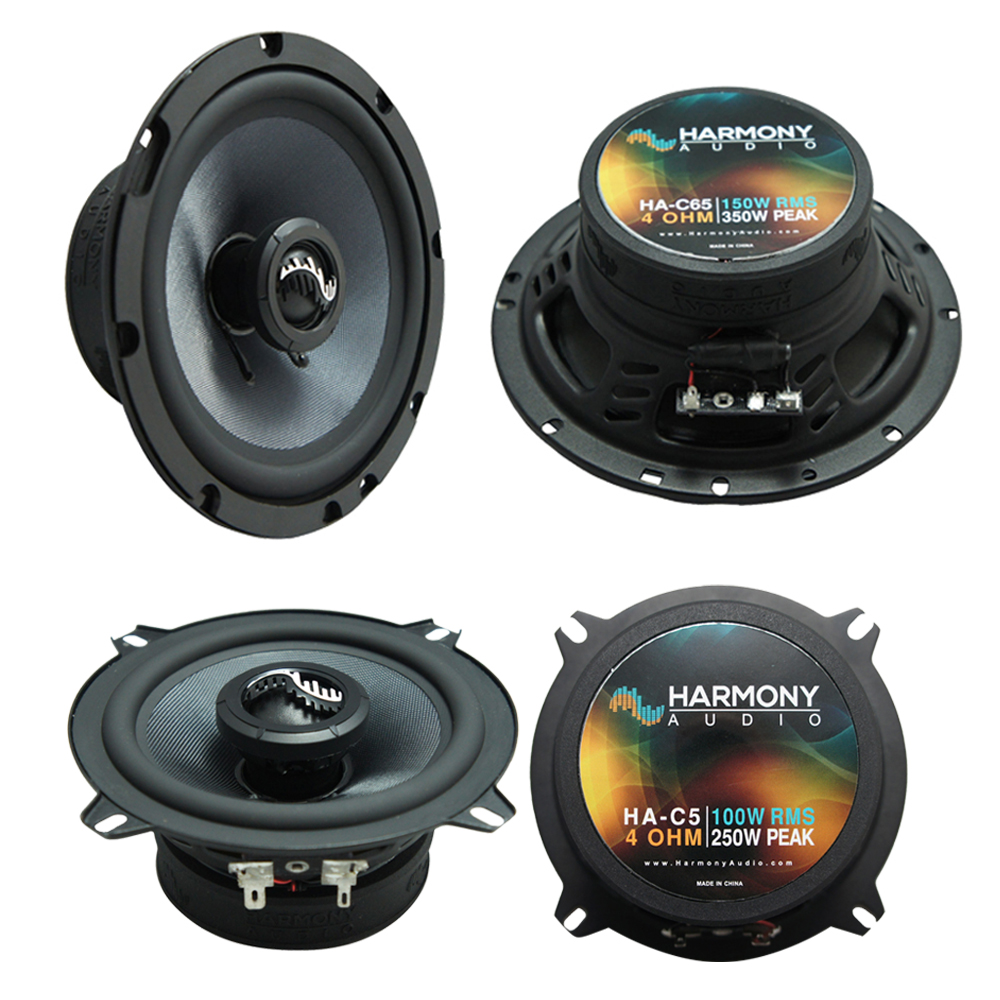 Fits Audi A6 2000-2008 Factory Premium Speaker Replacement Harmony C5 C65 Coax Package