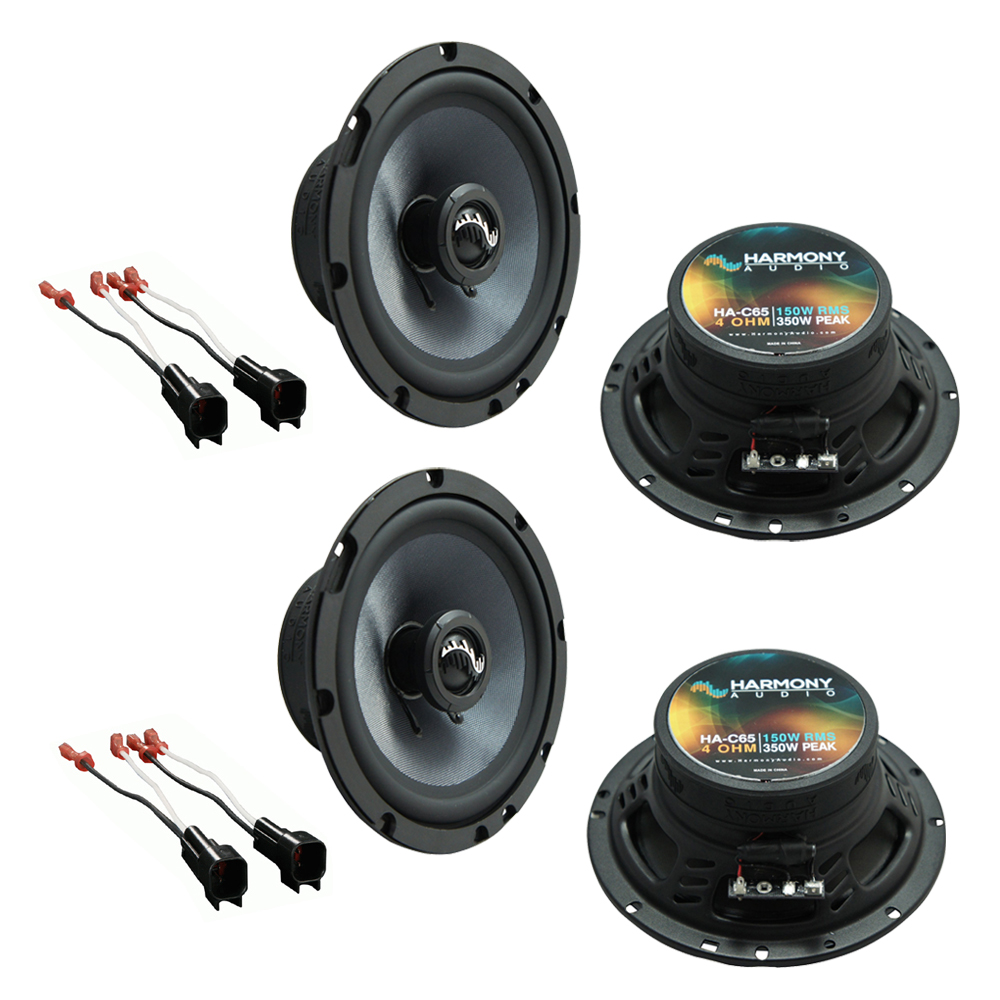 Fits Ford Fusion 2006-2009 Factory Premium Speaker Replacement Harmony (2) C65 Package