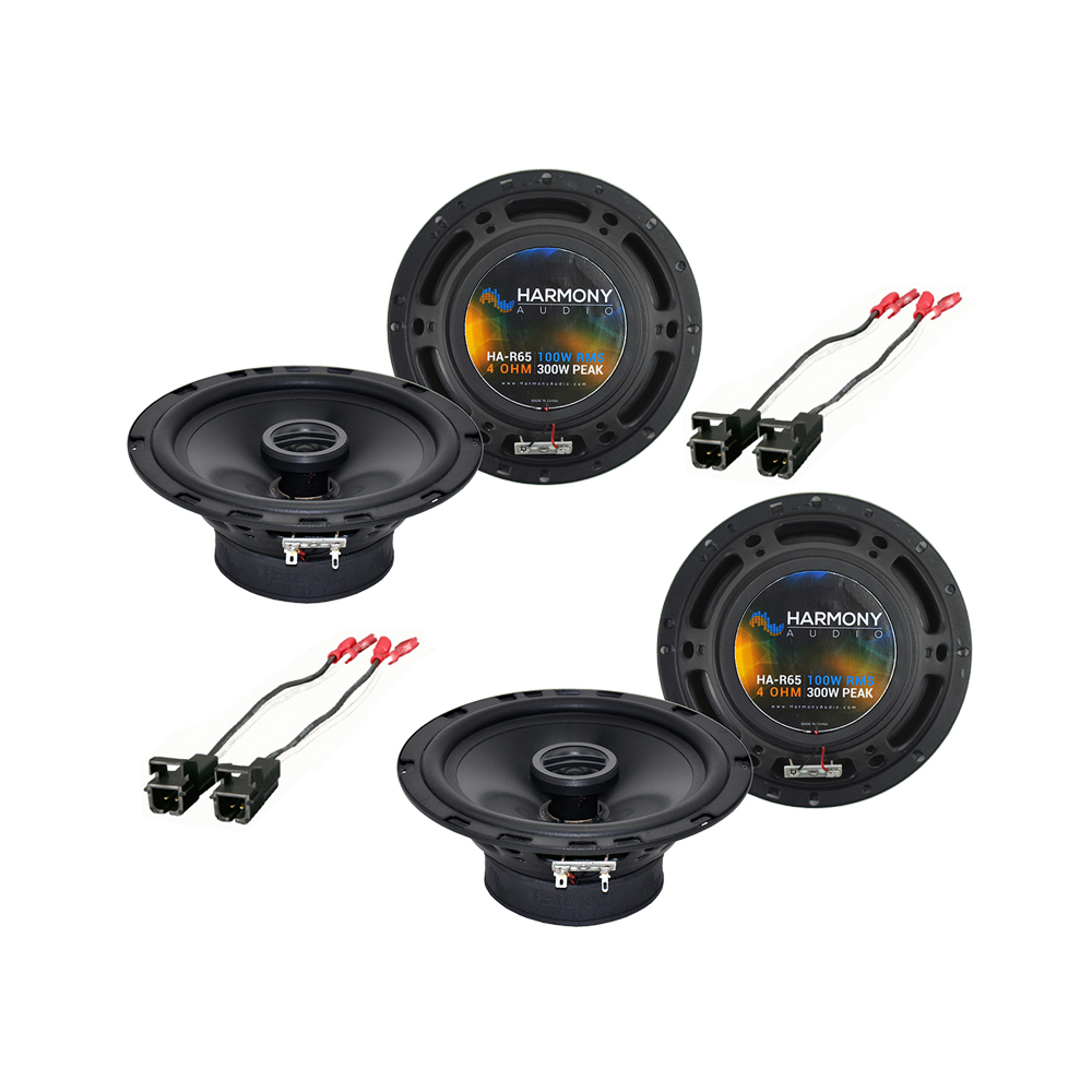 GMC Canyon 2004-2012 Factory Speaker Replacement Harmony (2) R65 Package New