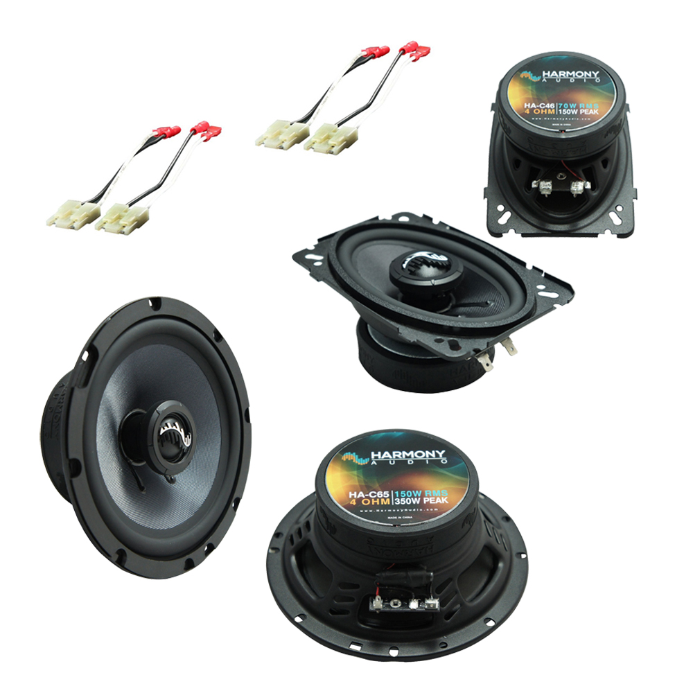 Fits GMC Suburban 1992-1994 OEM Premium Speaker Replacement Harmony C46 C65 Package New