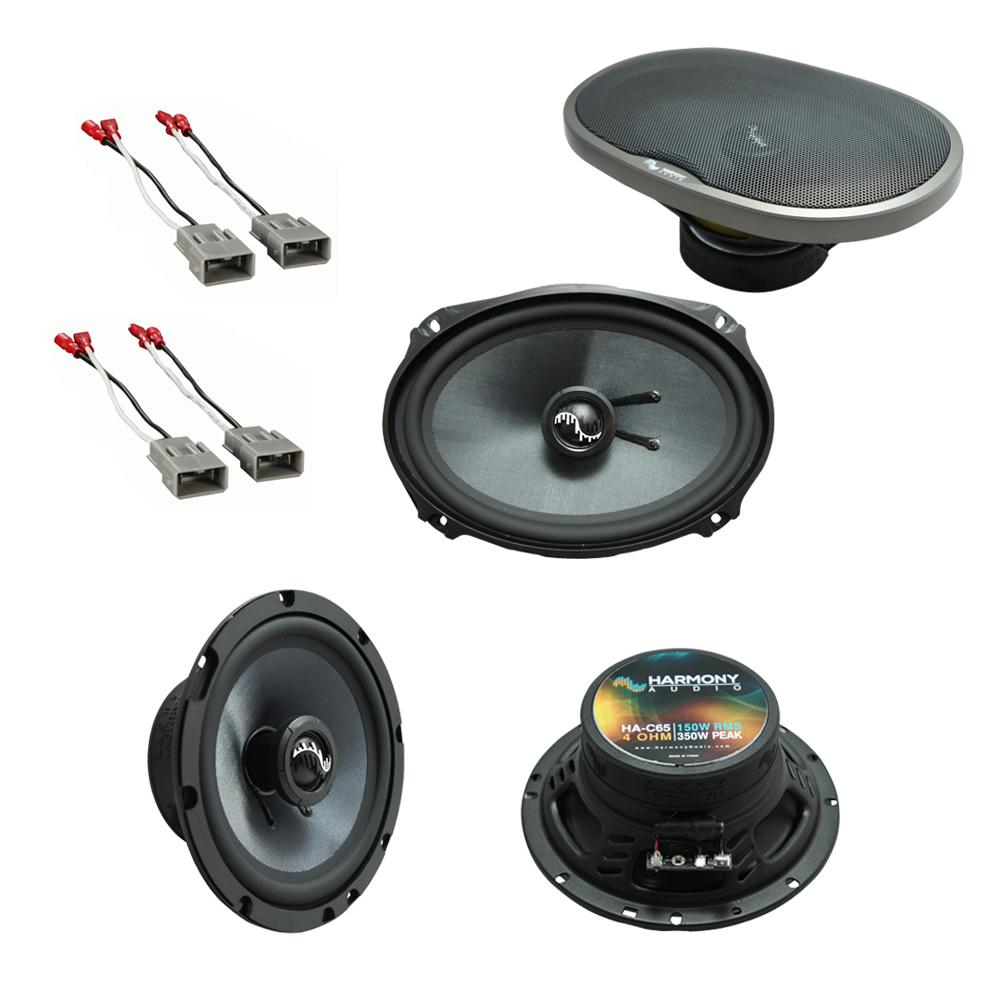 Fits Honda Accord 1986-1997 Factory Premium Speaker Replacement Harmony C65 C69 Package
