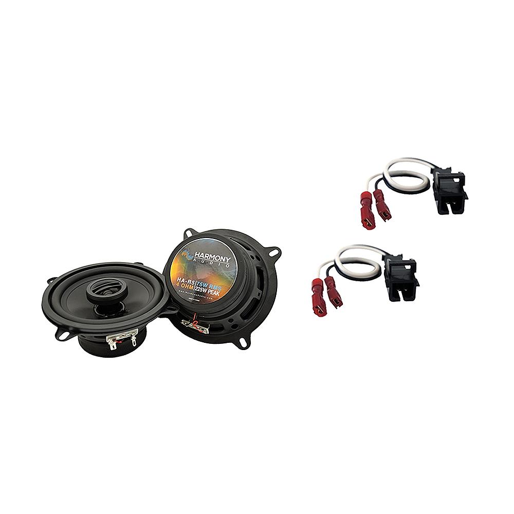 Fits GMC Sierra 3500HD 2014 Rear Door Replacement Harmony HA-R5 Speakers New