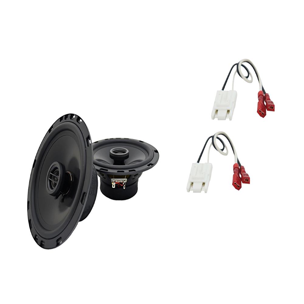 Fits GMC Suburban 1992-1994 Rear Door Replacement Harmony HA-R65 Speakers New