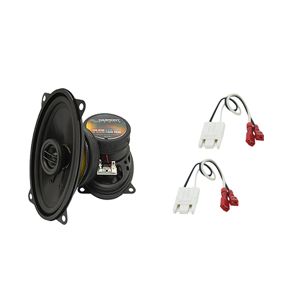 Fits GMC Van 1988-1995 Front Dash Replacement Speaker Harmony HA-R65 Speakers