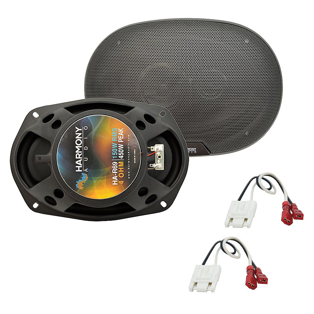 Fits GMC Van 1988-1995 Rear Door Replacement Speaker Harmony HA-R69 Speakers