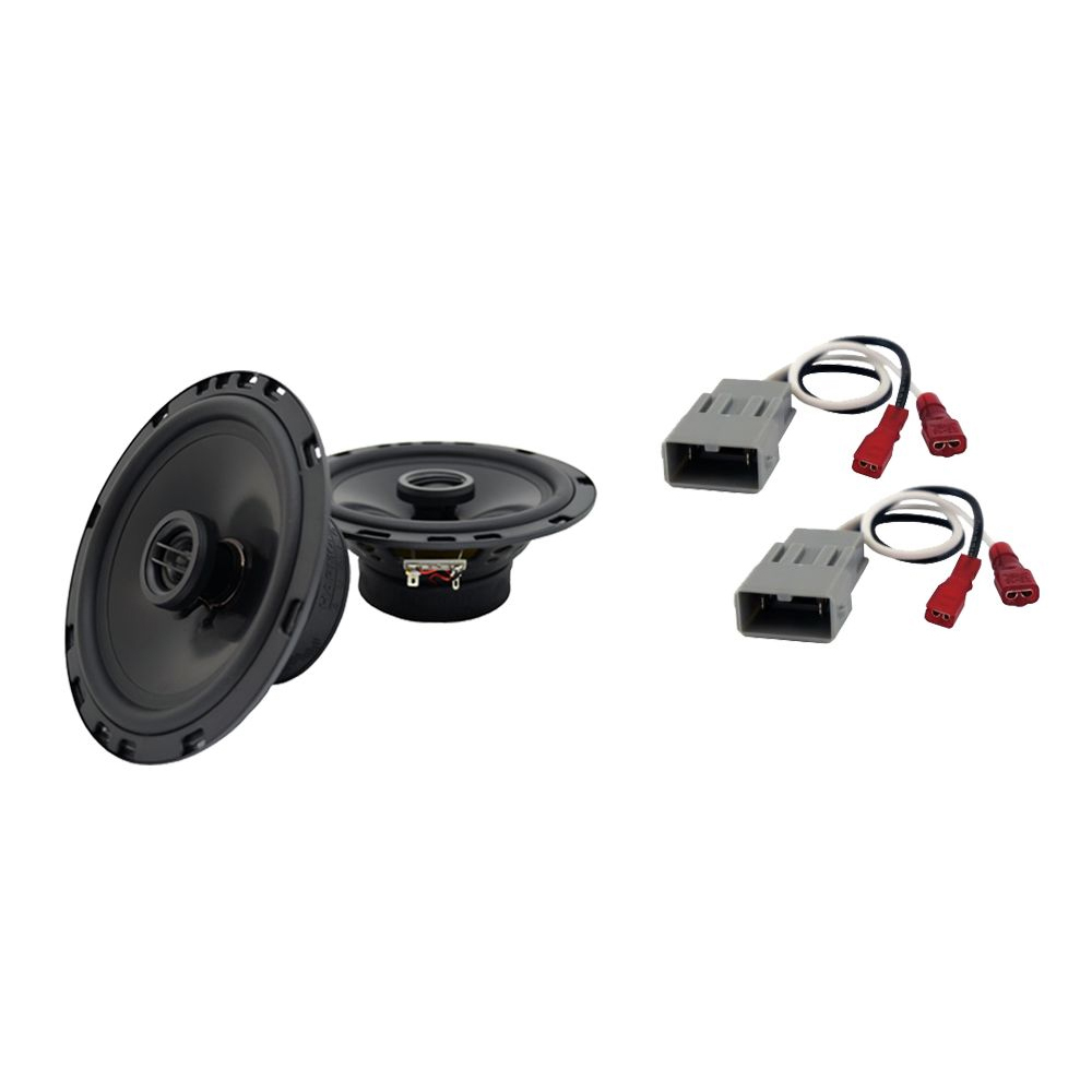 Fits Honda Accord 2003-2007 Rear Deck Replacement Harmony HA-R65 Speaker New