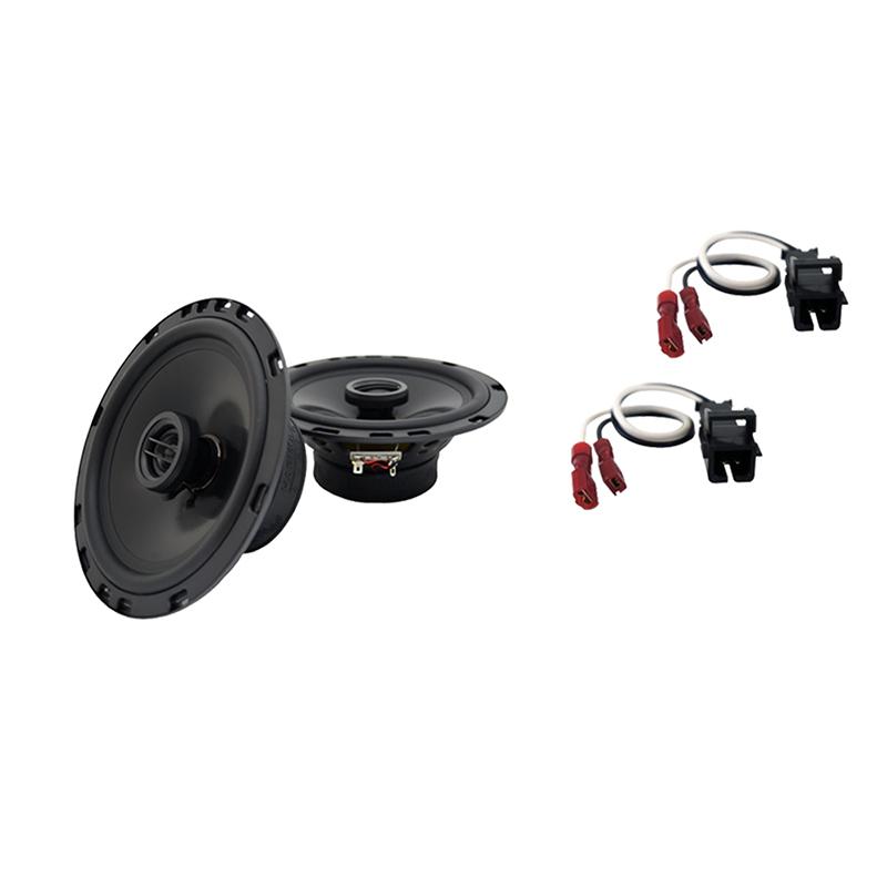 Fits Hummer H3 2006-2010 Rear Door Replacement Speaker Harmony HA-R65 Speakers