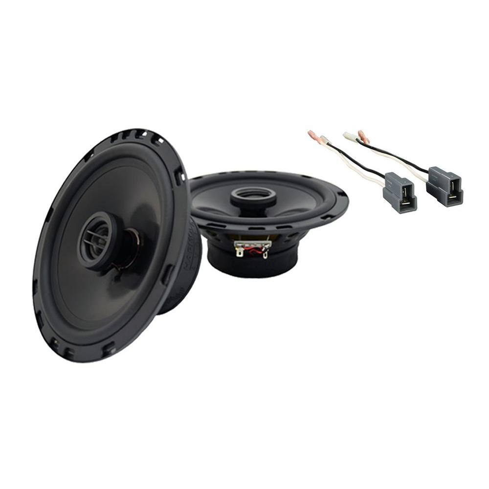 Fits Hyundai Sonata 1995-1996 Rear Deck Replacement Harmony HA-R65 Speakers New